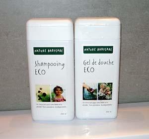 Gel douche et Shampoing Eco
