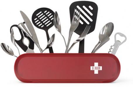 Couteau suisse du rangement