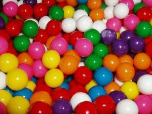 Les sucreries. Bubble